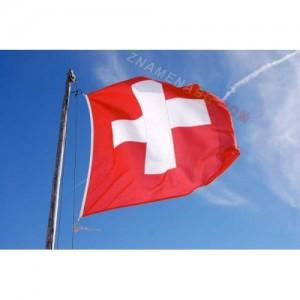 Знаме на Швейцария 90/150 см.