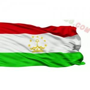 Знаме на Таджикистан 90/150 см.
