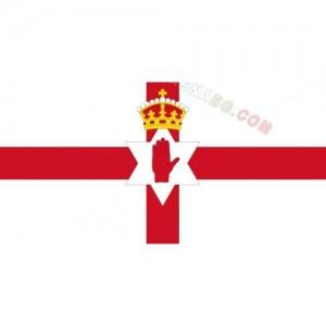 Знаме на Северна Ирландия 90/150 см.