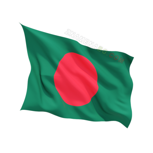 Знаме на Бангладеш 90/150 см.