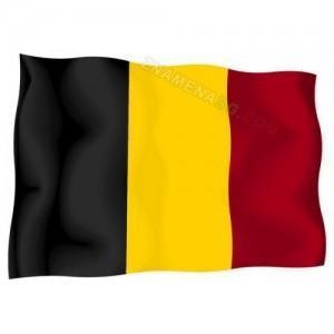 Знаме на Белгия 90/150 см.