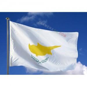 Знаме на Кипър 90/150 см.