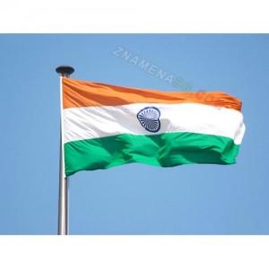 Знаме на Индия 90/150 см.
