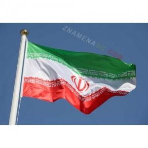 Знаме на Иран 90/150 см.