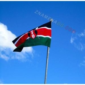 Знаме на Кения 90/150 см.