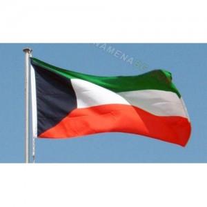 Знаме на Кувейт 90/150 см.