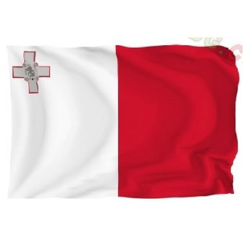 Знаме на Малта 90/150 см.