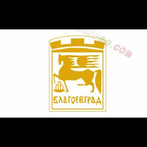 Знаме на Община Благоевград 90/150 см.