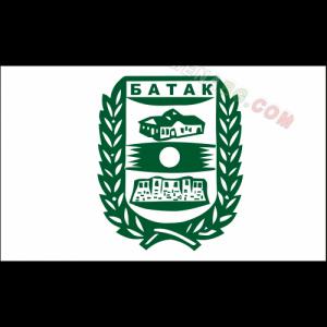 Знаме на Община Батак 90/150 см.