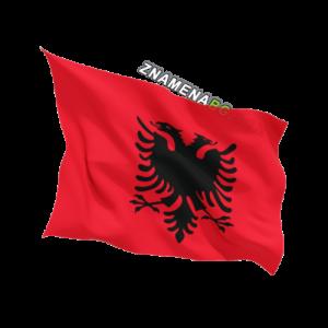Знаме на Албания  90/150 см.