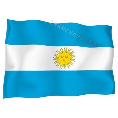 Знаме на Аржентина  90/150 см.