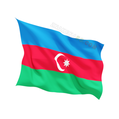 Знаме на Азербайджан  90/150 см.