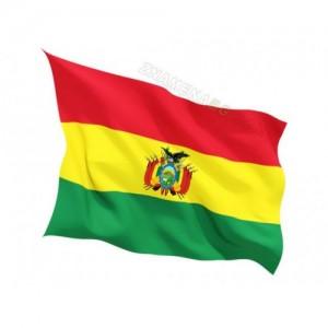 Знаме на Боливия 90/150 см.