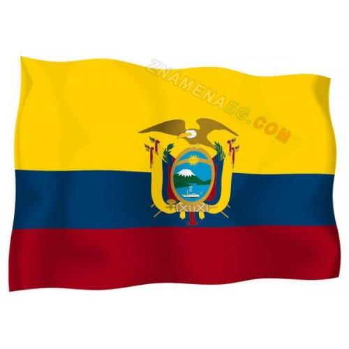 Знаме на Еквадор 90/150 см.