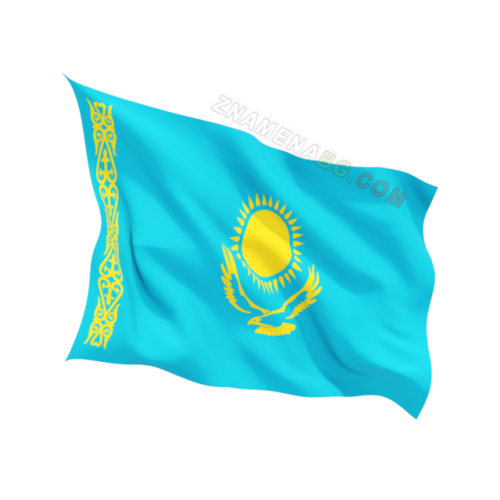 Знаме на Казахстан 90/150 см.