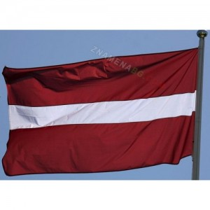 Знаме на Латвия 90/150 см.