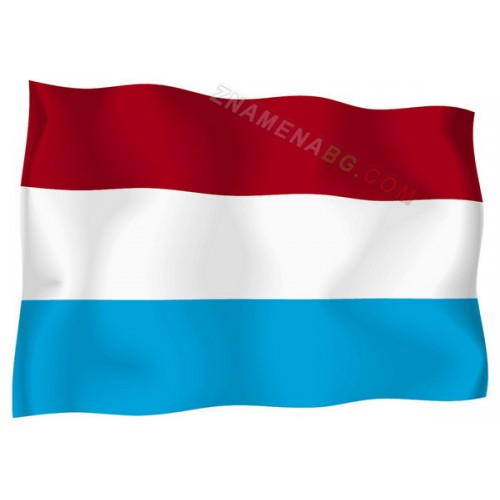 Знаме на Люксембург 90/150 см.