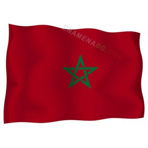 Знаме на Мароко 90/150 см.
