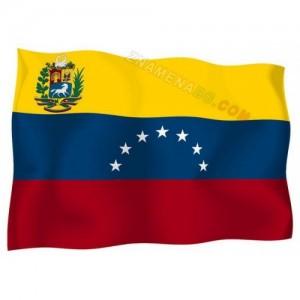 Знаме на Венецуела 90/150 см.