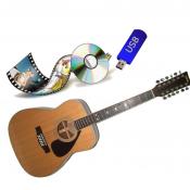 Музикални инструменти, дискове, филми (0)
