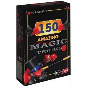 150 магически трика - комплект за фокуси