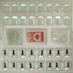 Алкохолен шах с чашки - алкохолна игра