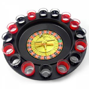 Алкохолна рулетка - алкохолна игра