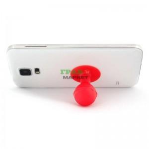 Поставка за телефон - топче с вакуумна основа