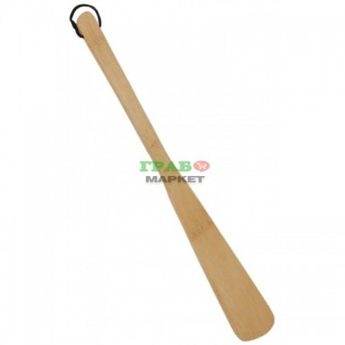 Дървена обувалка