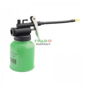 Пулверизатор за машинно масло с гъвкав накрайник