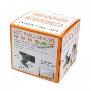 Стенна стойка за LCD монитор или телевизор