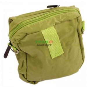 Мини чанта с дръжка за рамо и джоб за телефон
