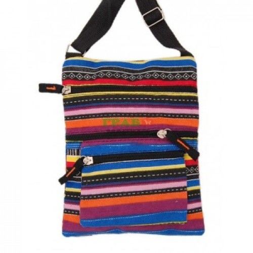 Цветна чантичка за рамо