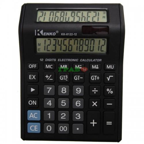 Електронен калкулатор с два дисплея