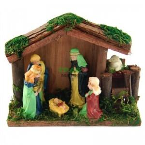 """Декоративен коледен макет """"Рождество Христово"""""""