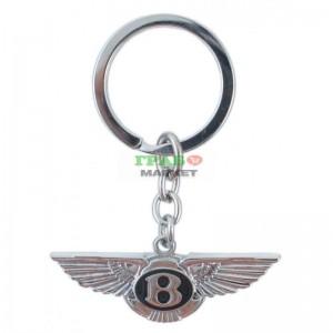 Автомобилен ключодържател на Bentley (метален)